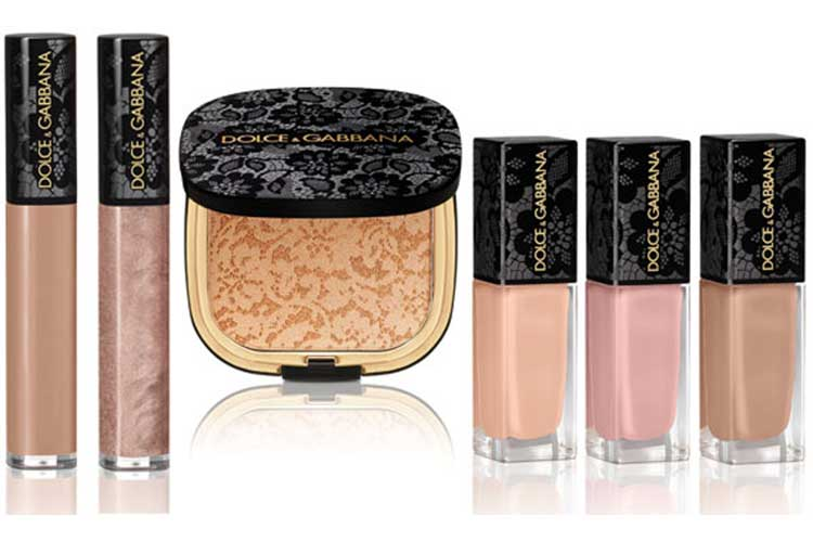 Dolce Gabbana beauty The Lace Collection22ott17 4