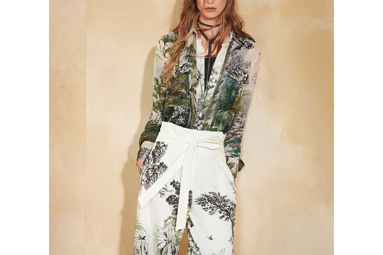 Urban jungle by Alberta Ferretti 2